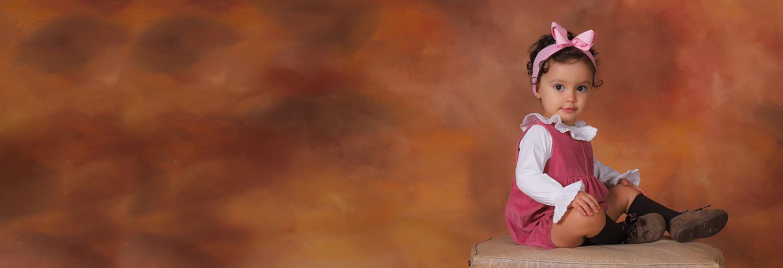 Sessões fotográficas infantis até aos 10 anos