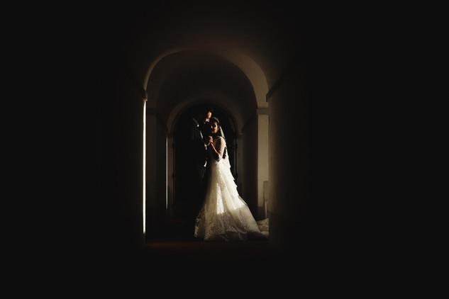 Sessão fotográfica a noivos