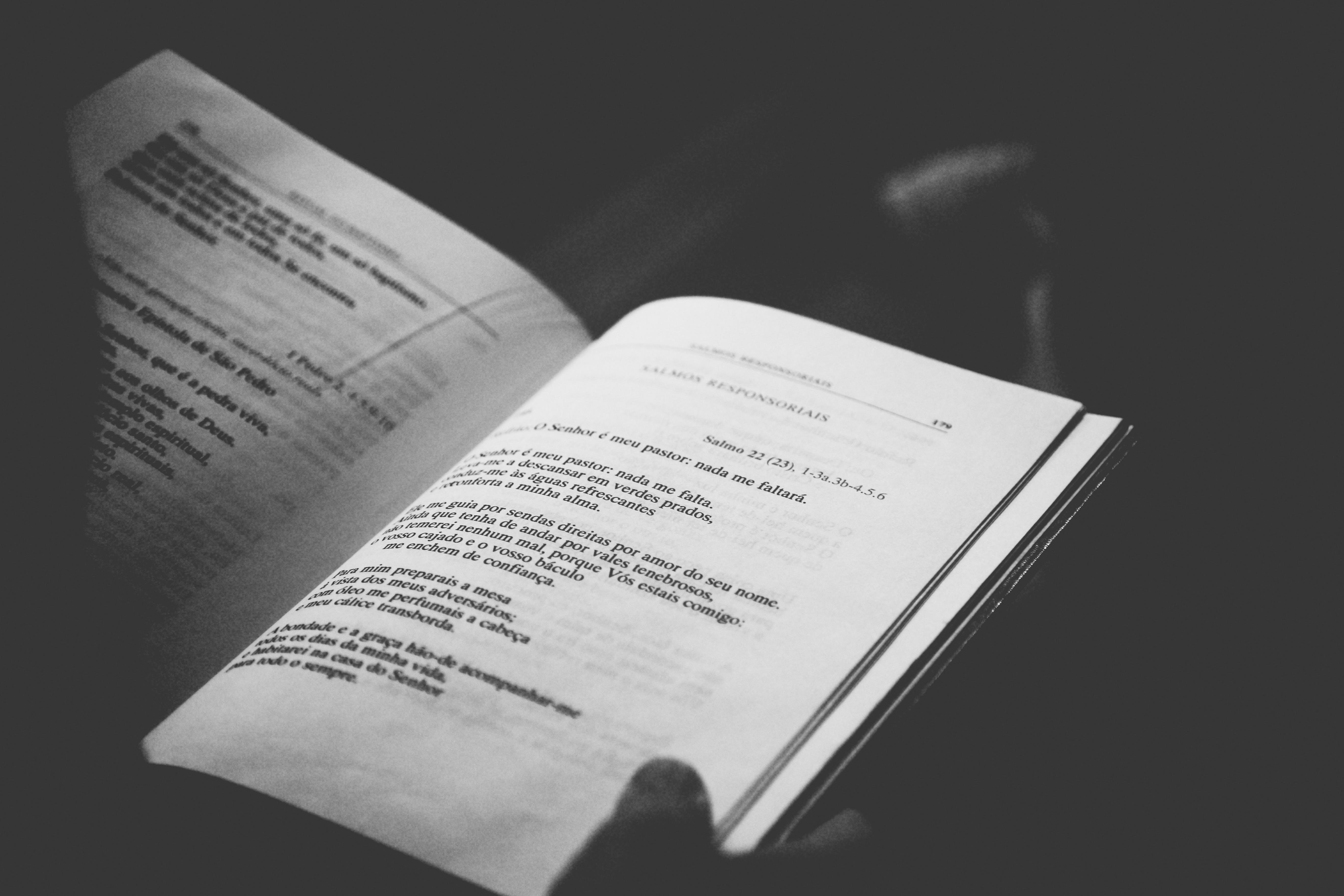 livro de cerimonia de batismo