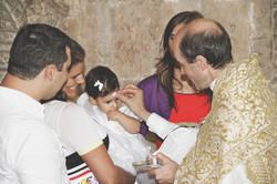 batizado no Geronimos