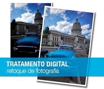 Tratamento Digital de fotografias