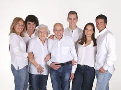 Todas as gerações numa só imagem