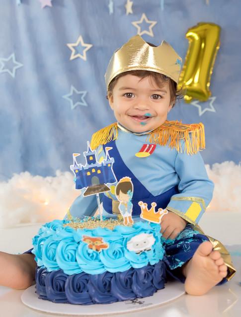 smash-the-cake Alerfilme fotografia de 1 ano