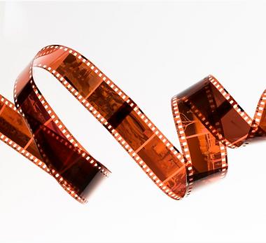 Digitalização de filmes, negativo digitalizados