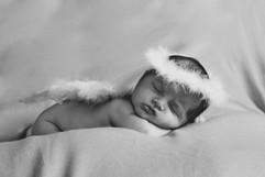 Anjinho recem-nascido