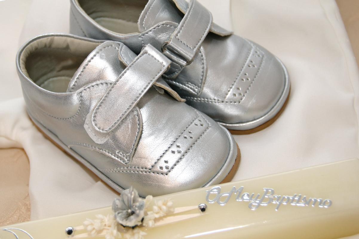 sapatos de batizado