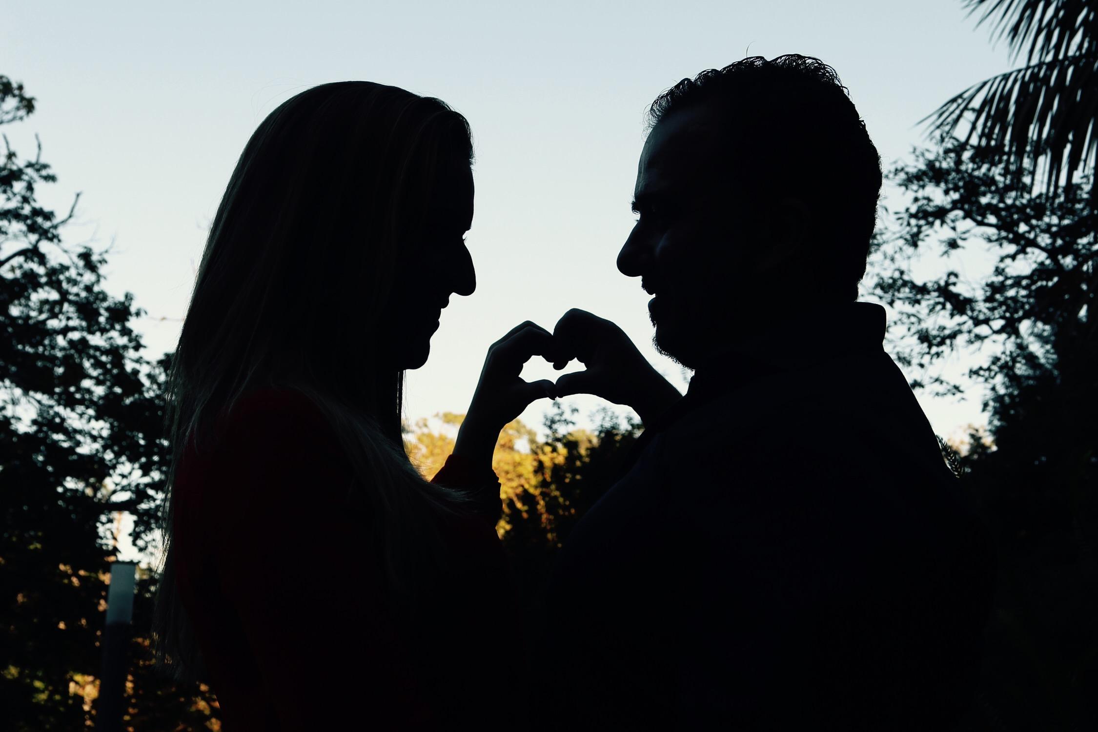 O amor antes do casamento