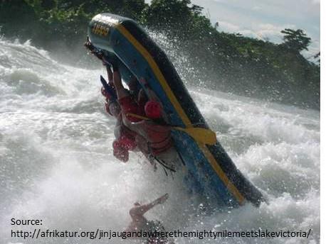 Navigating the Nile River