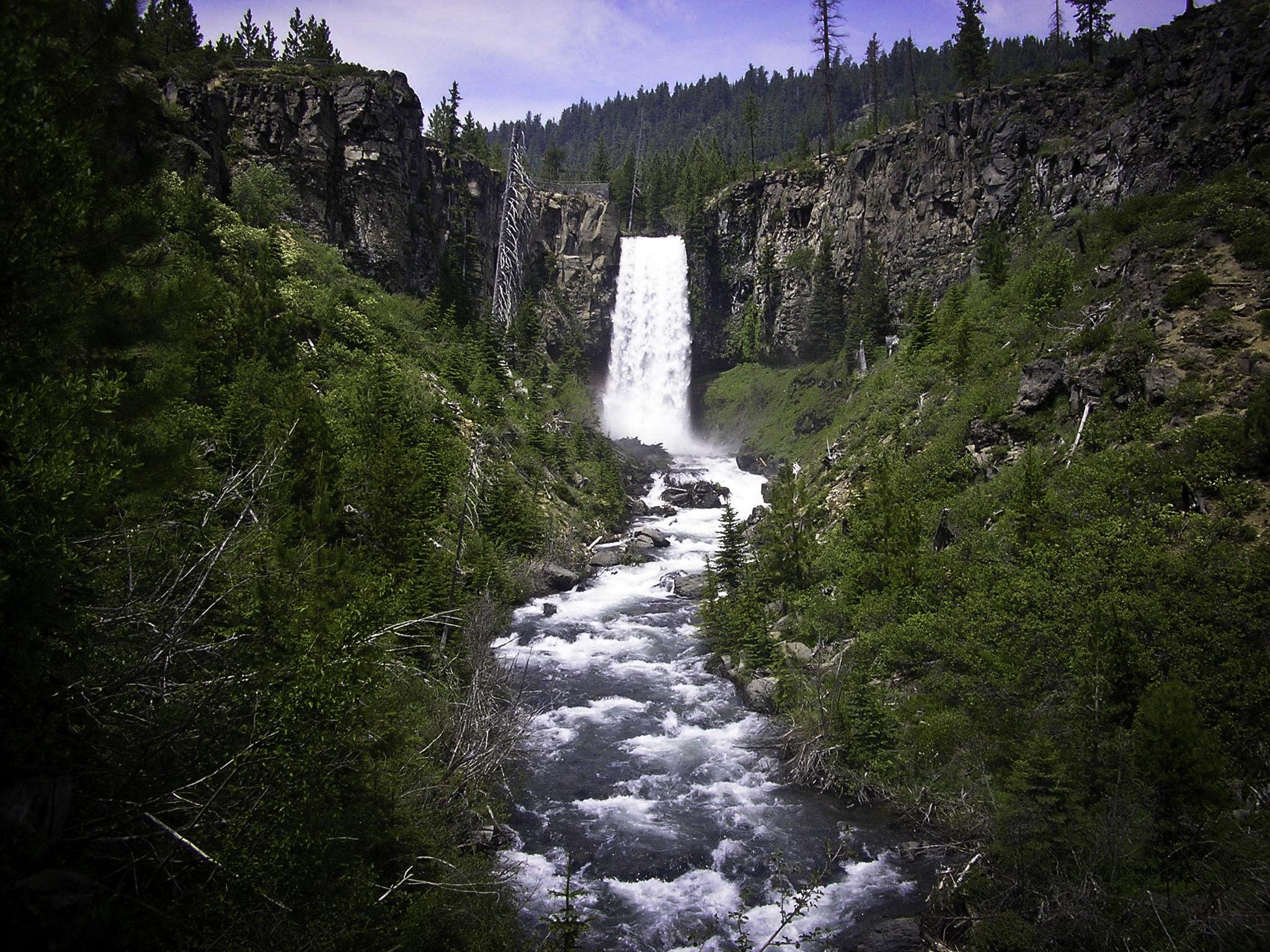 Tumelo Falls