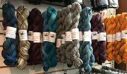 Yarn-Alpaca yarn - Worsted