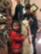 Makai wants to start an alpaca 4-H group