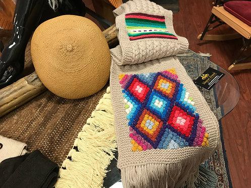 Peruvian Alpaca Scarves
