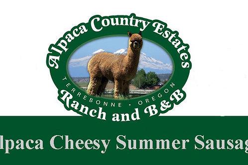 Cheesy Summer Sausage