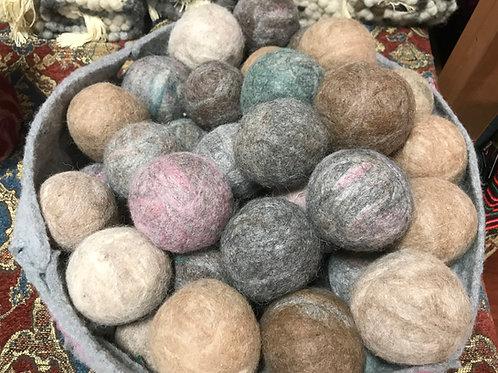 Alpaca Dryer Balls - 3 Balls/Set