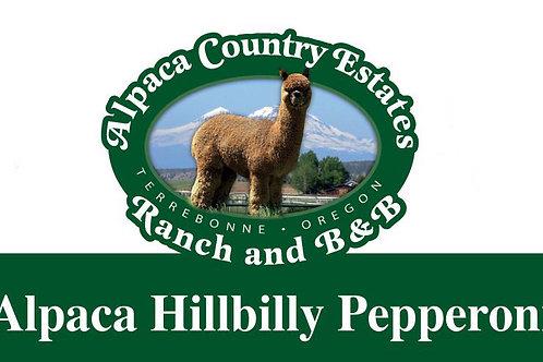 Hillbilly Pepperoni