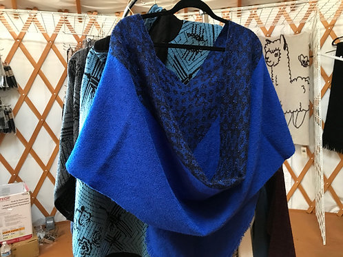 Midnight Collection Cowl Infinity Scarf