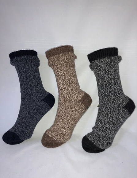 Socks-New Alpaca Hiker-Boot Socks