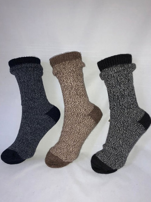 Alpaca Hiker/Boot Socks