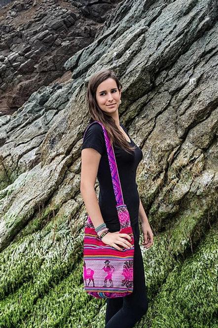 Peruvian Tapestry Handbag/Tote