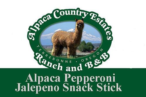 Pepperoni Jalepeno Snack Stick