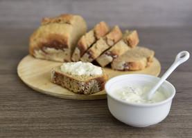 Três receitas práticas e fáceis de pão
