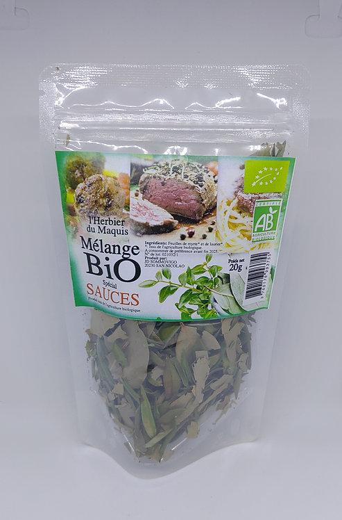 Mélange BiO spécial sauces
