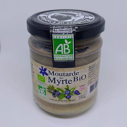 Moutarde au myrte sauvage BIO*