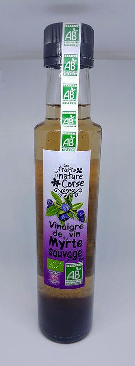 Vinaigre myrte sauvage 25cl BIO*