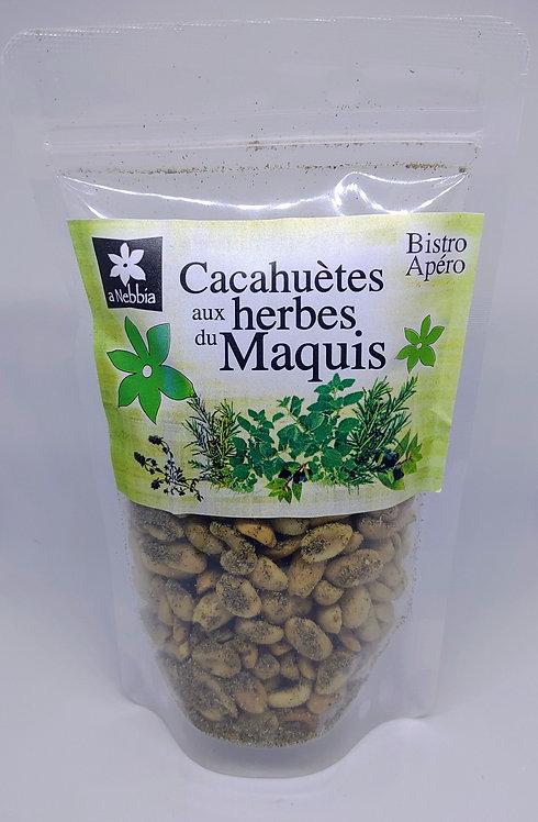 Cacahuètes aux herbes du maquis