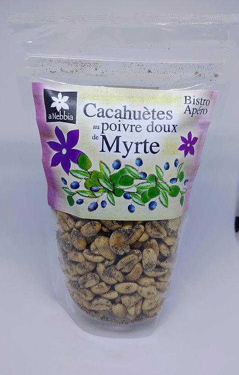 Cacahuètes au poivre de myrte