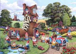 Allsortz - BIG 500 piece - Gnome & Away.