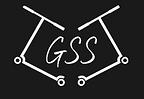 Le logo du magasin ce sont 2 trottinettes avec au milieu GSS