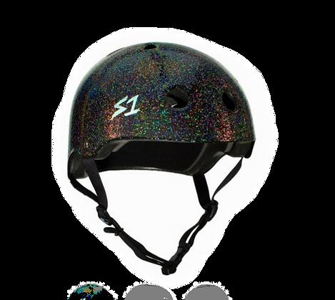 S1 Mini Lifer Black Gloss with Glitter