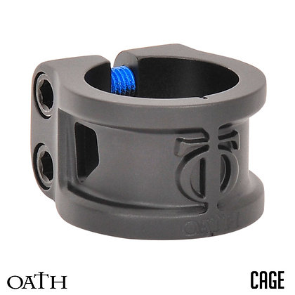 Oath Cage Double Black