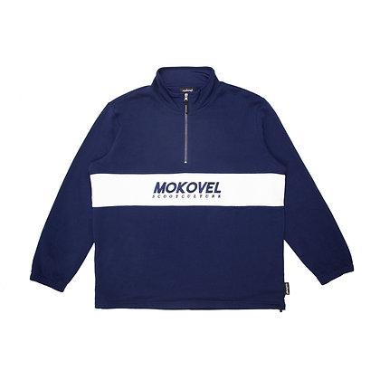 MOKOVEL BLUE ZIPPER SCOOTCULTURE