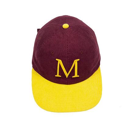 MOKOVEL «M» VELVET CAP