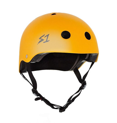 S1 Lifer Yellow Matt M (54, 6 cm)