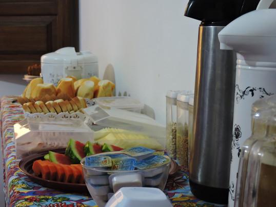 Café da Manhã Pousada Parque Imperial