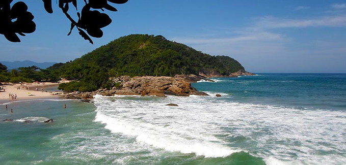 Praia do Meio Trindade