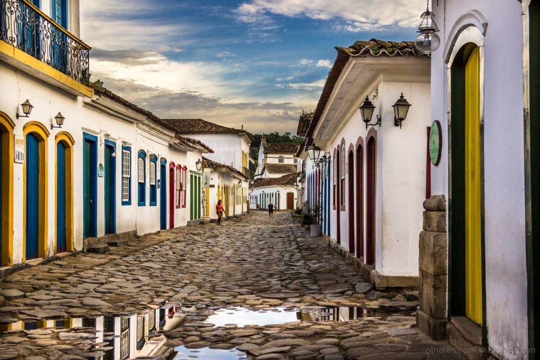 Paraty Centro Historico