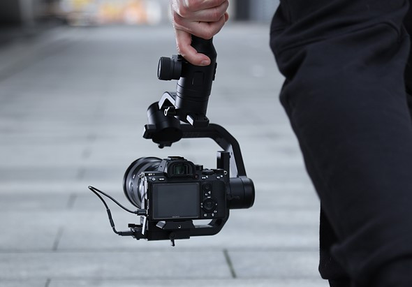 THE DJI RONIN-S WILL CHANGE THE WAY YOU FILM FOREVER