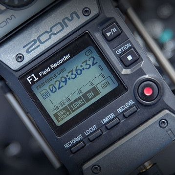 ZOOM'S ANSWER TO THE DR-10L