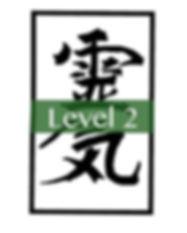 Reiki level 2 with Virginie Esprit green