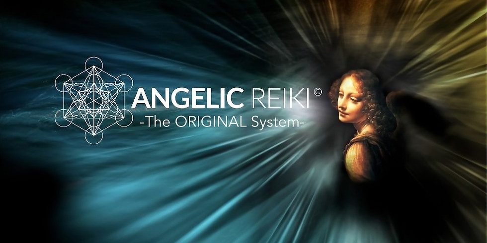 Angelic Reiki® 5th & 6th Degree Professional Practitioner Course