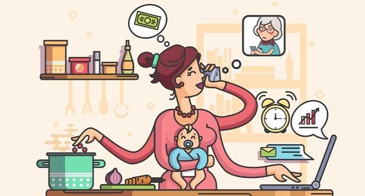 5 советов разбирающим мам!