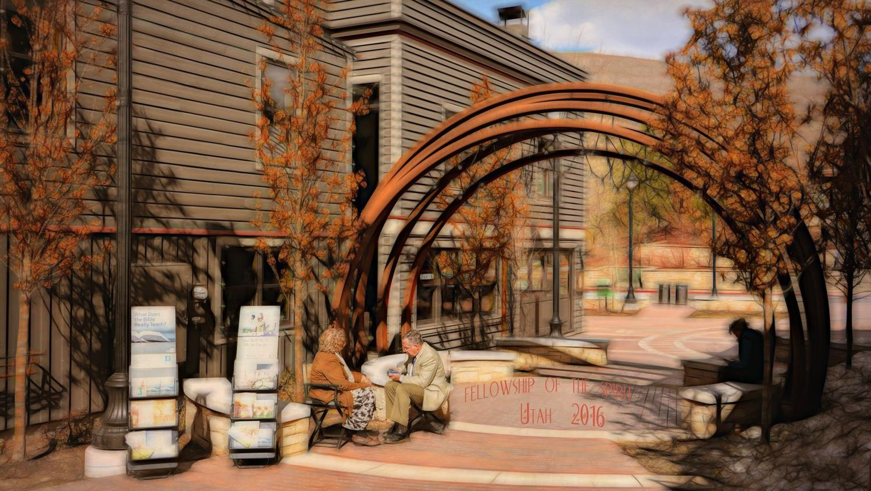 FOTS.Main Street Arch