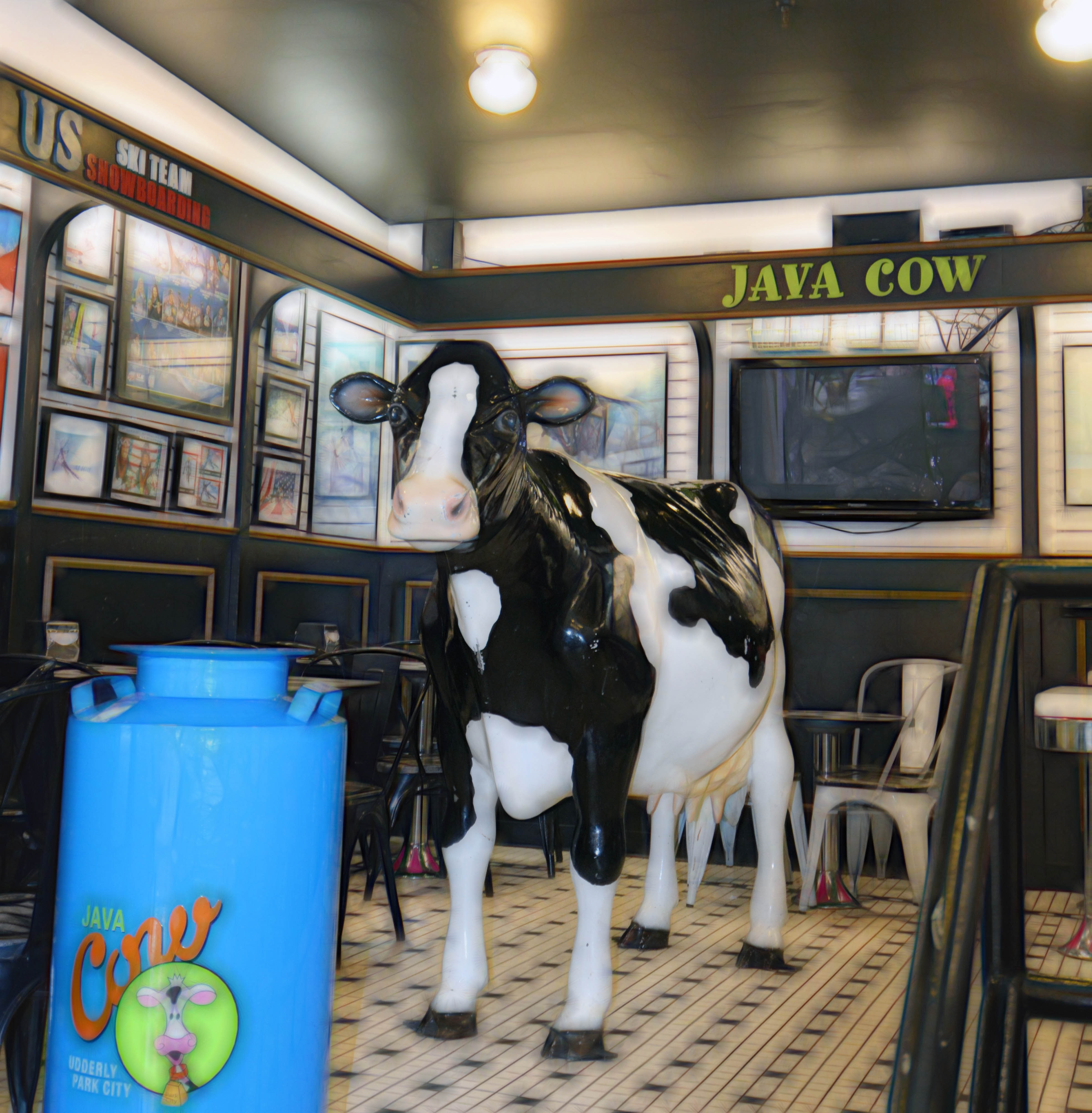 FOTS-Java Cow On Main