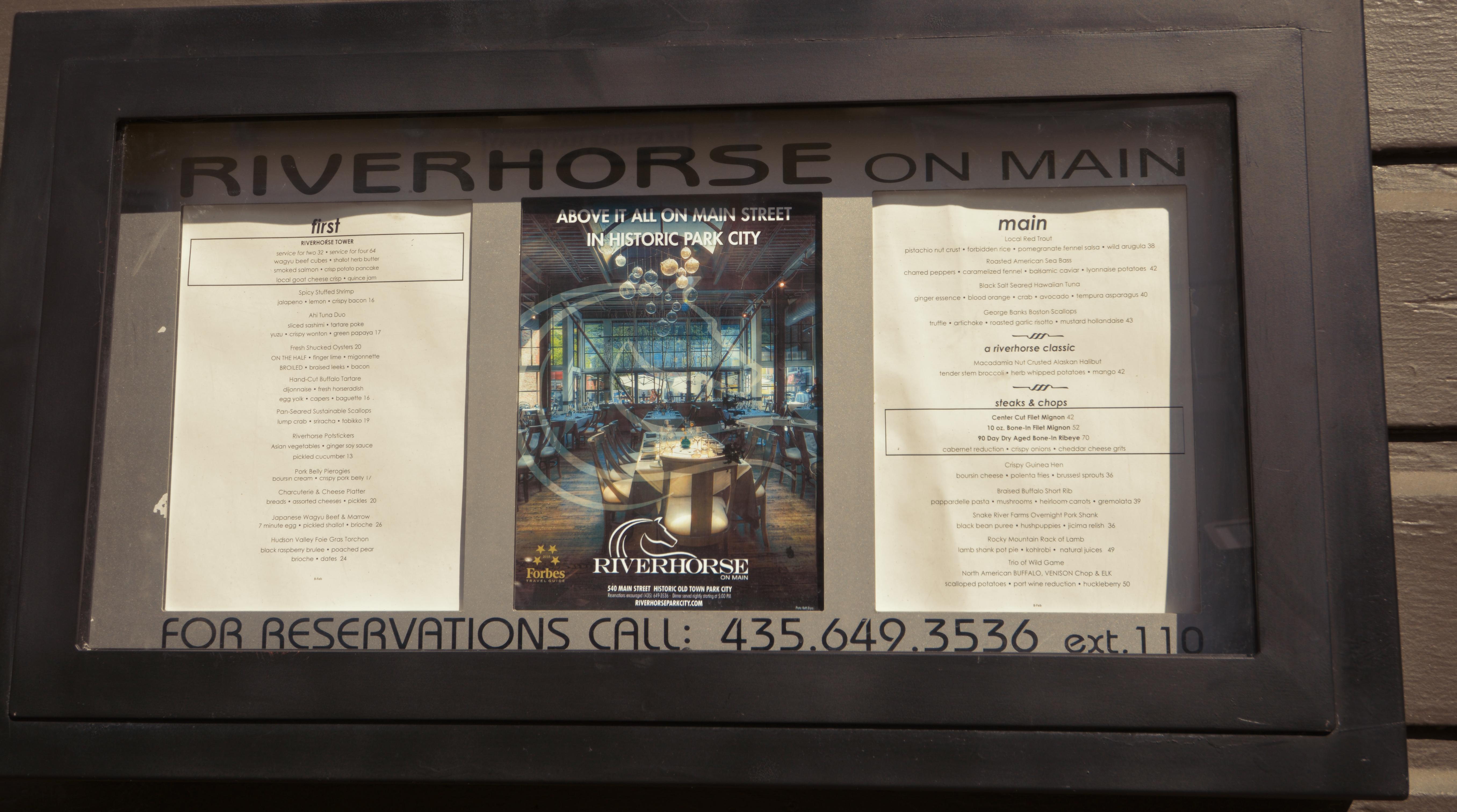 FOTS-Restaurants on Main Street