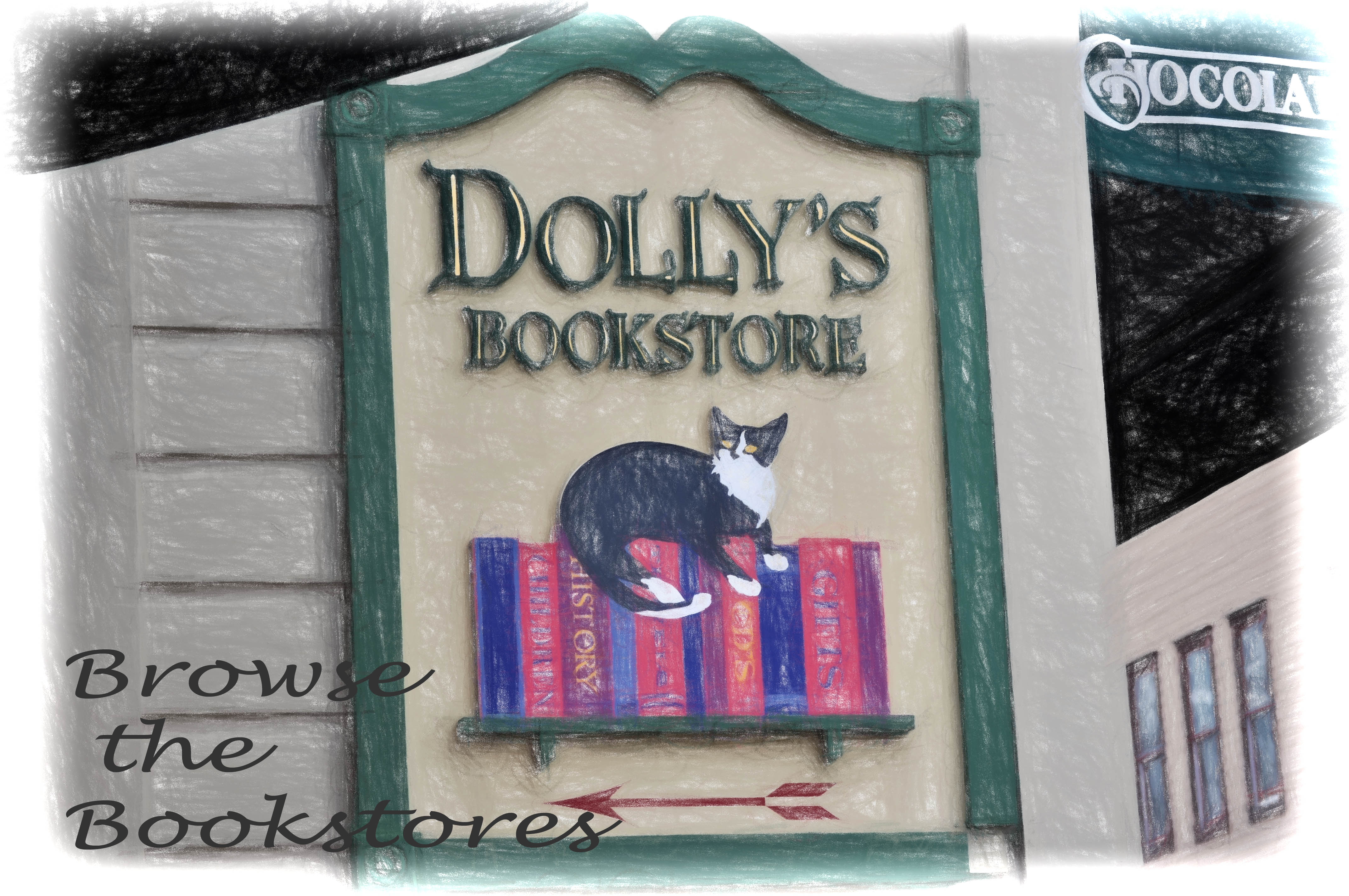 FOTS Dolly's Bookstore