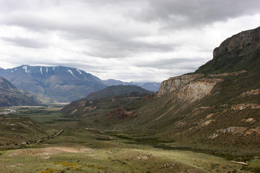 Valle de los Guanacos